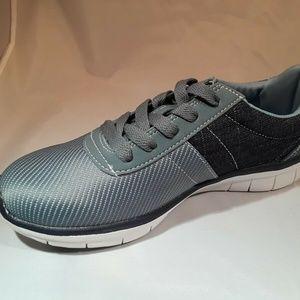 T50 Women's Comfort View Blue Athletic Shoe Size 7